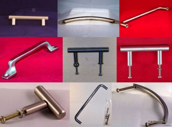 Chrome and Stainless Steel